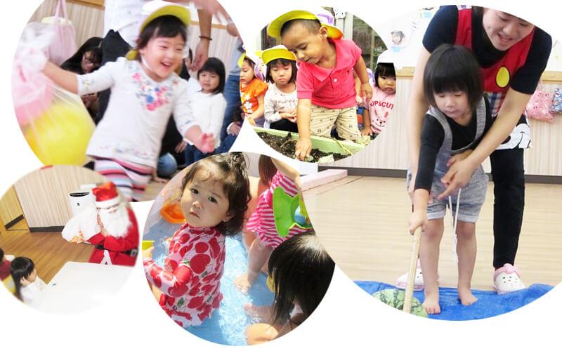 埼玉県さいたま市見沼区認可保育園ちびっこランド七里園 行事写真