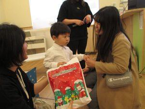 ちびっこらんど七里園 保育園 クリスマス写真