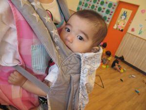 ちびっこらんど七里園 保育園 新入園児の写真